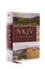 NKJV Study Bible, Hardcover, Full-Color, Comfort Print : The Complete Resource for Studying God's Word - Book