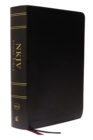 NKJV Study Bible, Leathersoft, Black, Full-Color, Comfort Print : The Complete Resource for Studying God's Word - Book