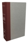 The NKJV, Open Bible, Cloth Over Board, Gray/Red, Red Letter Edition, Comfort Print : Complete Reference System - Book