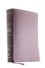 The NKJV, Open Bible, Leathersoft, Brown, Red Letter Edition, Comfort Print : Complete Reference System - Book