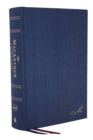 The NKJV, MacArthur Study Bible, 2nd Edition, Cloth over Board, Blue, Comfort Print : Unleashing God's Truth One Verse at a Time - Book
