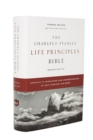 NKJV, Charles F. Stanley Life Principles Bible, 2nd Edition, Hardcover, Comfort Print : Growing in Knowledge and Understanding of God Through His Word - Book