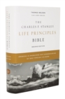 KJV, Charles F. Stanley Life Principles Bible, 2nd Edition, Hardcover, Comfort Print : Growing in Knowledge and Understanding of God Through His Word - Book