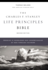 NASB, Charles F. Stanley Life Principles Bible, 2nd Edition, Hardcover, Comfort Print : Holy Bible, New American Standard Bible - Book