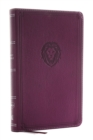 NKJV, Thinline Bible Youth Edition, Leathersoft, Purple, Red Letter, Comfort Print : Holy Bible, New King James Version - Book
