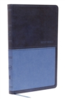 KJV, Value Thinline Bible, Leathersoft, Blue, Red Letter Edition, Comfort Print : Holy Bible, King James Version - Book