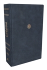 The NKJV, Woman's Study Bible, Leathersoft, Blue, Full-Color : Receiving God's Truth for Balance, Hope, and Transformation - Book