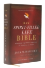 KJV, Spirit-Filled Life Bible, Third Edition, Hardcover, Red Letter, Comfort Print : Kingdom Equipping Through the Power of the Word - Book