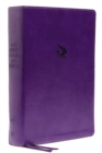 KJV, Spirit-Filled Life Bible, Third Edition, Leathersoft, Purple, Red Letter, Comfort Print : Kingdom Equipping Through the Power of the Word - Book
