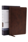 NRSV, Catholic Bible, Gift Edition, Leathersoft, Brown, Comfort Print : Holy Bible - Book