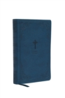 NRSV, Catholic Bible, Gift Edition, Leathersoft, Teal, Comfort Print : Holy Bible - Book