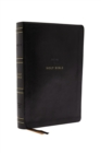 NRSV, Catholic Bible, Standard Large Print, Leathersoft, Black, Comfort Print : Holy Bible - Book
