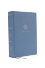 NRSV, Catholic Bible, Journal Edition, Cloth over Board, Blue, Comfort Print : Holy Bible - Book