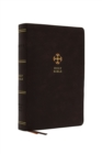 NRSV, Catholic Bible, Journal Edition, Leathersoft, Brown, Comfort Print : Holy Bible - Book