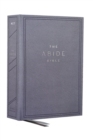 The NET, Abide Bible, Cloth over Board, Blue, Comfort Print : Holy Bible - Book