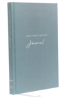 NET Love God Greatly Journal, Cloth Over Board, Comfort Print : Holy Bible - Book