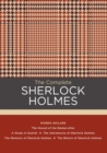 The Complete Sherlock Holmes : Works include: The Hound of the Baskervilles; A Study in Scarlet; The Adventures of Sherlock Holmes; The Memoirs of Sherlock Holmes; The Return of Sherlock Holmes - Book