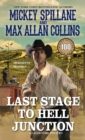 Last Stage to Hell Junction - eBook