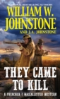 They Came to Kill - eBook