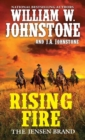 Rising Fire - Book