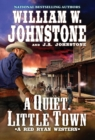 A Quiet, Little Town - Book