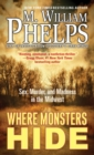 Where Monsters Hide - Book
