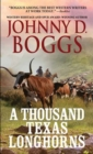 A Thousand Texas Longhorns - Book