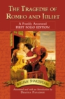 The Tragedie of Romeo and Juliet : A Frankly Annotated First Folio Edition - eBook