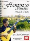 Flamenco Studies : Falsetas De Mi Padre - Book