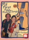 My First Fiddle Picking Songs - Book