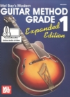 MODERN GUITAR METHOD GRADE 1 EXPANDED ED - Book