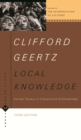 Local Knowledge : Further Essays In Interpretive Anthropology - eBook