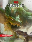 Dungeons & Dragons Starter Set (Six Dice, Five Ready-to-Play D&D Characters With Character Sheets, a Rulebook, and One Adventure) : Fantasy Roleplaying Game Starter Set - Book