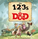 123s of D&d (Dungeons & Dragons Children's Book) - Book