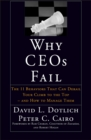 Why CEOs Fail : The 11 Behaviors That Can Derail Your Climb to the Top - And How to Manage Them - eBook