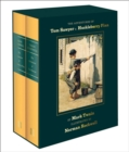 The Adventures of Tom Sawyer and Huckleberry Finn - Book