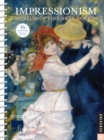 Impressionism 2019-2020 Diary Planner - Book
