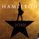 Hamilton 2020 Square Wall Calendar - Book