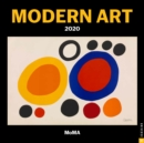 Modern Art 2020 Mini Wall Calendar - Book
