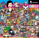 Tokidoki 2020 Square Wall Calendar - Book