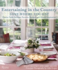 Entertaining in the Country - Book
