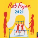 Rob Ryan 2021 Wall Calendar - Book