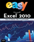 Easy Microsoft Excel 2010 (UK Edition) - Book