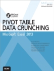 Excel 2013 Pivot Table Data Crunching - Book