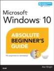 Windows 10 Absolute Beginner's Guide (includes Content Update Program) - Book