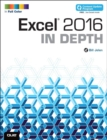 Excel 2016 In Depth (includes Content Update Program) - Book