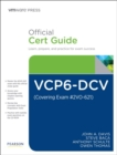 VCP6-DCV Official Cert Guide (Covering Exam #2VO-621) - Book