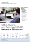 CCNA Routing and Switching 200-125 Network Simulator - Book