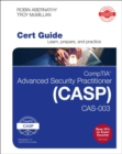 CompTIA Advanced Security Practitioner (CASP) CAS-003 Cert Guide - Book