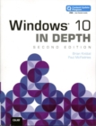 Windows 10 In Depth (includes Content Update Program) - Book